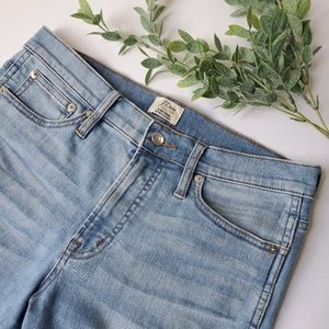 J Crew Vintage Straight Jeans Cropped Ankle 29